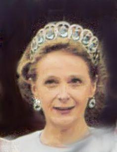 La princesa Olimpia Torlonia, nieta de la Reina Victoria Eugenia y de Alfonso XIII