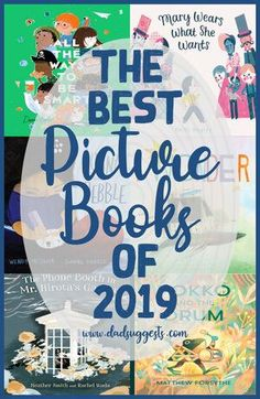 These are the best picture books of 2019. Browse through the award winners of the 2nd Annual Dad Suggests Picture Book Awards and discover the best picture books of the year to share with your family.