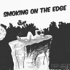 @lineescure • Foto e video di Instagram  #black #ink #tattoo #doodle #smoking #art #pen #drawing #deep #White #instagram