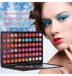Feuchtigkeitsspendende Lipgloss Lippenstift 66 Farben