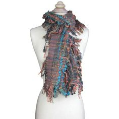 Powder Scarf Flossie in Coral http://saffordsportinggoods.com/shop/home-gift/powder-flossie-in-coral/