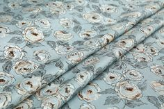 Pure mulberry silk crepe de chine fabric100 silk by LazyRuler, $16.14 simple and woodland floral print