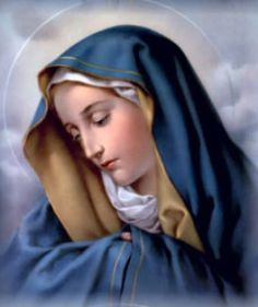 The Blessed Virgin Mary~Queen of Heaven Blessed Mother Mary, Divine Mother, Blessed Virgin Mary, Lady Madonna, Madonna And Child, Mont Carmel, Images Of Mary, Bing Images, Mother Mary Images