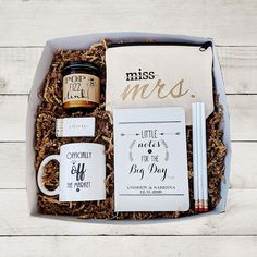 Bridesmaid Gifts Future Mrs Gift Box Bride to Be Gift Newly Engaged Gift for Bride Gift Box for Her Bridal Shower Gift Engagement Gift for Bride Wedding Gift Card Box, Gift Card Boxes, Best Wedding Gifts, Best Gifts, Bridal Shower Gifts For Bride, Bridal Shower Favors, Bridal Showers, Bride Gifts, Ever After