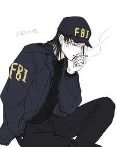 埋め込み Detective Conan Gin, Eren E Levi, Demon Days, Detektif Conan, Detective Conan Wallpapers, Handsome Anime Guys, Hot Anime Boy, Magic Kaito, Case Closed