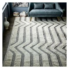 West Elm Arrow Channels Shag Dhurrie, Ivory, 5'x8' ($209) ❤ liked on Polyvore featuring home, rugs, woven rugs, cream area rug, beige area rugs, beige rug and plush rugs