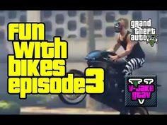 Fun with motorbikes episode 3 Episode 3, Gta, Motorbikes, Motorcycles, Motorcycle