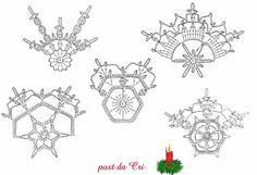 http://luncinettodicristina.blogspot.com: Il dono di Paola e per voi i fiocchi di neve