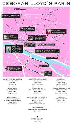 #travelcolorfully follow deborah lloyd through paris
