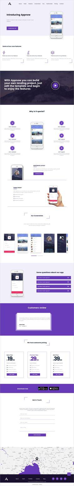 Dentalimplant Homepage design concept Homepage design Design