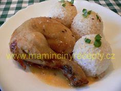 Česnekové kuře
