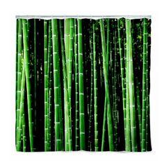 Kikkerland Shower Curtain, Bamboo Kikkerland http://www.amazon.com/dp/B00ESJGS3C/ref=cm_sw_r_pi_dp_N3byub1M47YRP