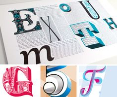 20 Typographers to get you Inspired