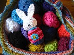 Crochet Rabbit (Attic 24)