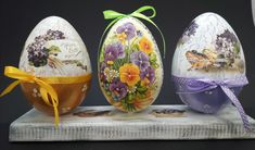 Easter Egg Designs, Christmas Printables, Easter Crafts, Gift Baskets, Techno, Easter Eggs, Decoupage, Decorative Plates, Gifts