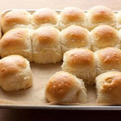 Rolls-Bobby Flay's Parker House Rolls