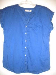 8bc275c144b693 Cool item: Chico's Women Size 0 (Small) Shirt. Janice FInnerin · Shirts,  Tops & Blouses ...