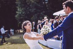 eine brasilianisch-deutsche Hochzeit