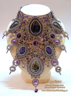 Gallery.ru / Комплектф Queen Rania - Украшения EGOISTE - Afalina-Sandra