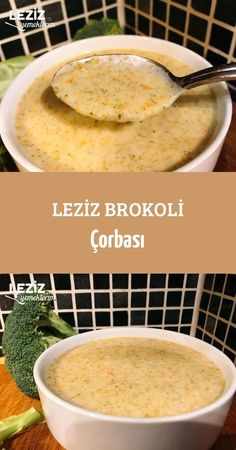 Leziz Brokoli Çorbası Delicious Broccoli Soup The post Delicious Broccoli Soup appeared first on Pink Unicorn. Broccoli Recipes, Soup Recipes, Broccoli Soup, Healthy Low Carb Dinners, Easy Meals, Ground Beef And Broccoli, Beef Recipes For Dinner, Slow Cooker Beef, Turkish Recipes