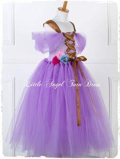 tangled dress - Pesquisa Google