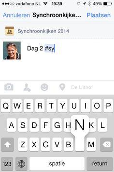 Dag 2 #synchroonkijken: en frustratie over de traagheid van mijn telefoon!