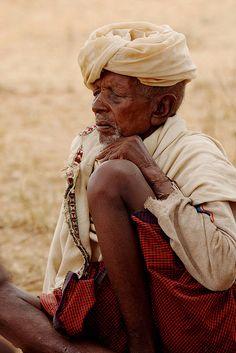 Elder listening in at meeting by ngari.norway, via Flickr
