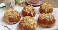 Croissants, Hamburger, Cheesecake, Muffin, Easter, Baking, Breakfast, Breads, Blog