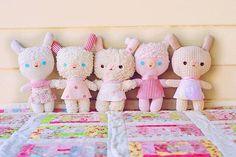 Fluffy stuffy bunnies