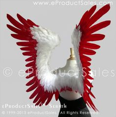 The Serath is a breathtaking pair of Angel Wings. eProductSales Original Serath Feather Angel Wings, handmade wearable art for Costumes, Cosplay and Weddings. Angel Wings Art, Angel Wings Costume, Feather Angel Wings, Halloween Wings, Fall Halloween, Halloween Ideas, Elf Cosplay, Cosplay Wings, Phoenix Costume