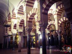 La Mezquita-Catedral de Córdoba. Andalucía, España.