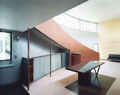 Alla Galleria  Unosunove di Roma, Guido Guidi interpreta cinque progetti di Le Corbusier attraverso la fotografia.