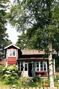 Svensk stuga
