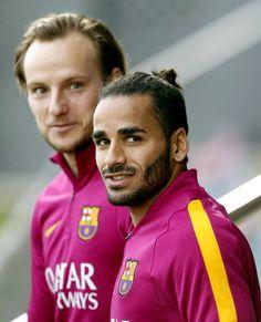 Douglas considera deixar o Barcelona, mas quer seguir no futebol espanhol #globoesporte