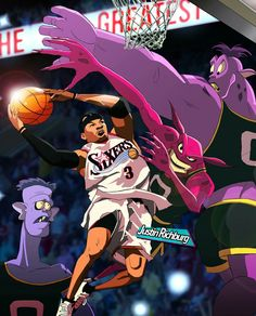 Allen Iverson - 'The Answer'