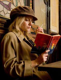 Emmanuelle Mimieux {Melanie Laurent} ~ my Paris inspiration