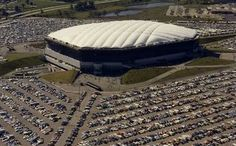 Today in Pro Football History: Past Venue: Pontiac Silverdome