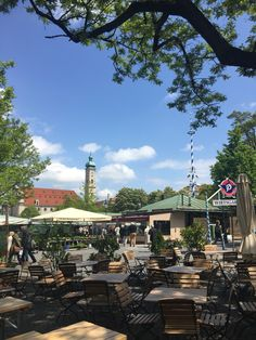 Marvelous Fr hling im Biergarten am Seehaus im Engl Garten Germany Pinterest Garten Munich and Bavaria