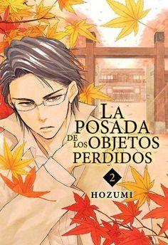 LA POSADA DE LOS OBJETOS PERDIDOS 2 Manga de Hozumi
