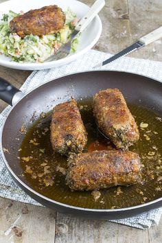 Boomstammetje recept vlees