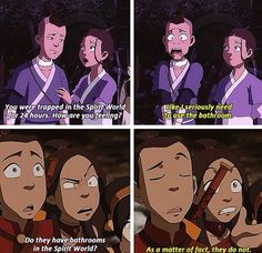 Image about funny in avatar: the last airbender by Iris Avatar Airbender, Avatar Aang, Avatar The Last Airbender Funny, The Last Avatar, Avatar Funny, Team Avatar, Blade Runner, Atla Memes, Mejores Series Tv