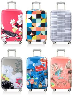 Loqi - Luggage Covers