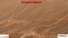 Granito Polido Sucupira Brown