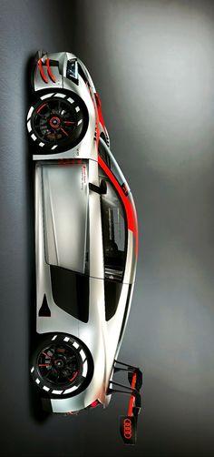 (°!°) 2019 Audi R8 V10 LMS, provided and enhanced by the Auto Aficionado