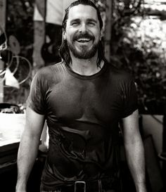 Look at Christian Bale.