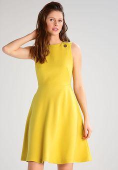 Kleding LK Bennett BAYNA - Korte jurk - yellow gold Geel: € 344,95 Bij Zalando (op 20-2-17). Gratis bezorging & retournering, snelle levering en veilig betalen!