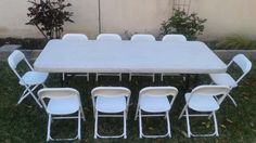 Kids size tables and chairs           (949)295-0451 www.949partyrental.com