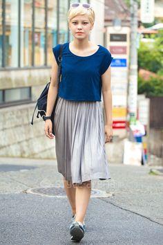 TOKYO STREET FASHION NEWS | style-arena.jp