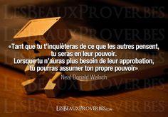 Les Beaux Proverbes – Proverbes, citations et pensées positives » » Ton propre pouvoir
