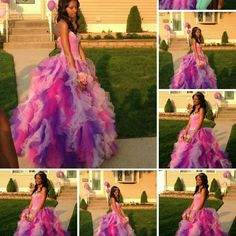 Dress Beautiful prom dress. Free tiara with purchase. Worn once so price is FIRM. Dresses Strapless